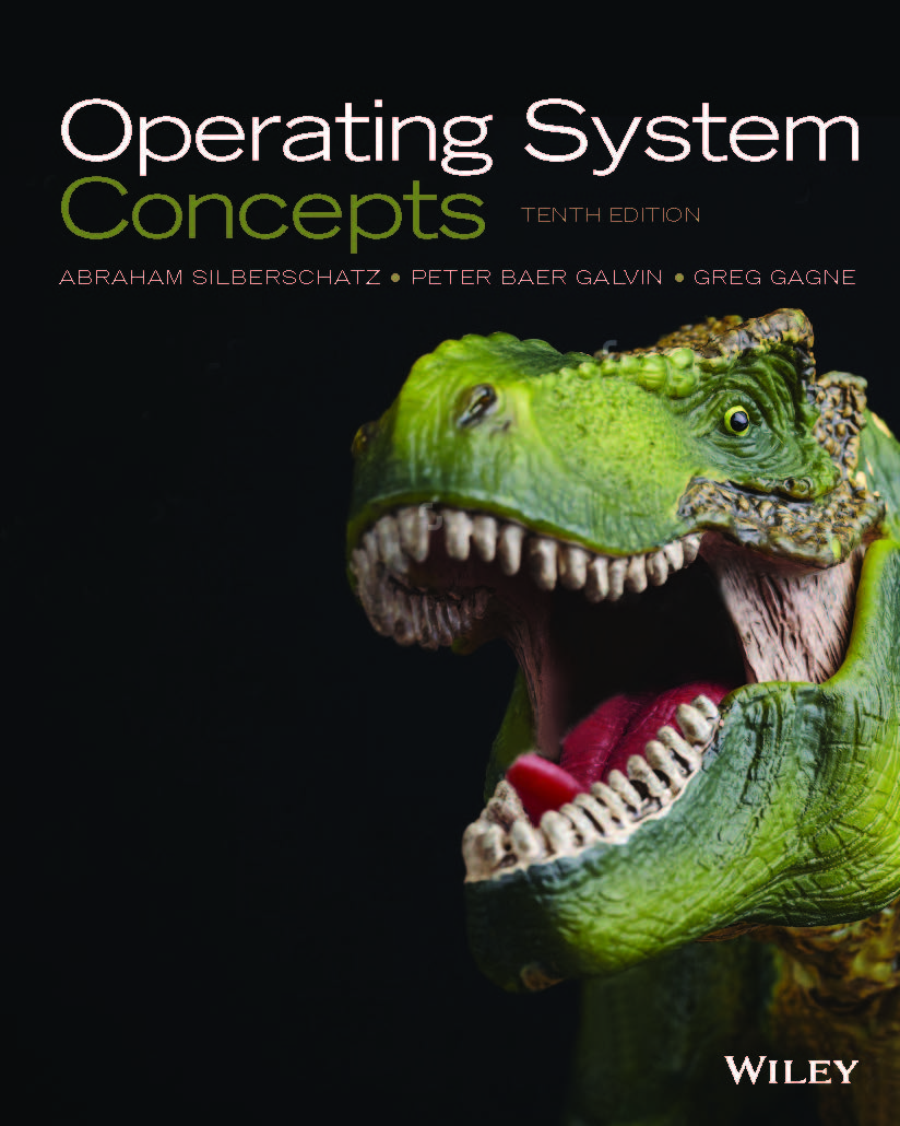 Operating System Concepts - 10th edition